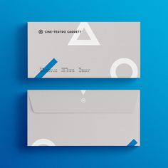 Cine-Teatro Garrett - visual identity proposal by Another Collective. Another Collective is a young multidisciplinary design studio from Porto, Portugal Corporate Design, Brand Identity Design, Business Card Design, Branding Design, Web Design Mobile, Business Envelopes, Name Card Design, Envelope Design, Print Layout