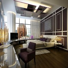 Opulent Show Flat in Grange Infinite Tower, Singapore (5)