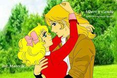 Candy y Albert
