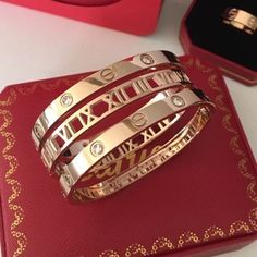 Actual pictures of our produc Cartier Bracelet, Cartier Jewelry, Love Bracelets, Bangle Bracelets, Bangles, Jewelry Accessories, Women Jewelry, Fashion Jewelry, Mode Inspiration