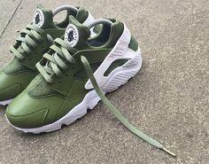 Damn. #nike #huarache #sneakers