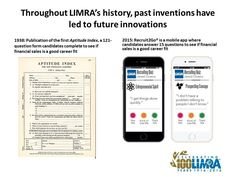 LIMRA:100 Years of Moving Forward