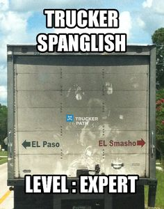 www.truckerpath.com Funny Trucker Memes Semi Truck humor #Trucks #Funny #Meme #Trucker #Bigrig #Humor
