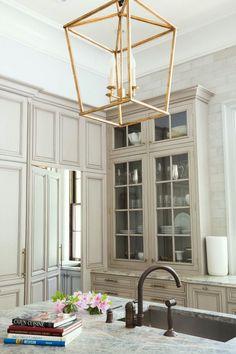 Nine Fabulous Benjamin Moore Warm Gray Paint Colors    Kitchen-Matthew-Quinn-Design-Galleria