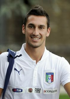 Davide Astori (7th Jan 1987-4th Mar 2018) was an Italian professional footballer who played as a central defender. Astori tragically passed away in his sleep at the age of just 31.