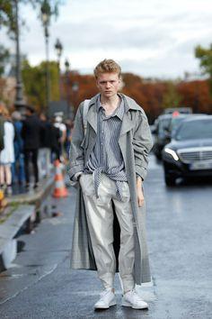 ストリートスナップパリ - simonさん | Fashionsnap.com
