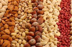 Los frutos secos reducen la tasa de mortalidad