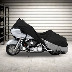 NEH Motorcycle Bike Cover Travel Dust Storage Cover For Harley Sportster Nightster Roadster 1200 >>> Check out this great product.Note:It is affiliate link to Amazon.