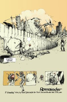 Remainder: A Wrenchies Story by Farel Dalrymple | Tor.com