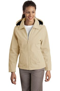 Port Authority Ladies Legacy Jacket, 4XL, Stone/Drk Navy * Discover this special product, click the image : Plus size maternity
