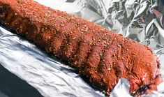 Put a little kick in your Baby Back Ribs with these easy Spicy Smoked Ribs using the 3 2 1 method to achieve fall off the bone ribs on your Traeger! They start with a spicy dry rub are smoked and brushed with a spicy BBQ sauce. A delicious twist on ribs off your electric smoker.
