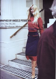 66ef7bfe4cc227 Self Service Magazine Photography  Angelo Pennetta Model  Claudia Schiffer  Styled by  Suzanne Koller - 2011