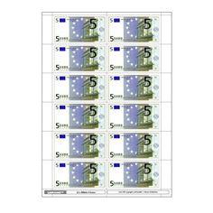 euros a imprimer - Google Search