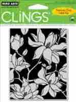 Large Blossom Hero Arts Cling Stamps CG899-CG271