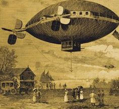 first airships - Google Search