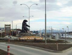Chegando a Puerto Natales - Chile - Viagem com Sabor