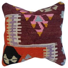 Check out this item at One Kings Lane! Turkish Kilim Pillow