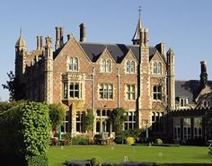 Horsted Place Hotel is the perfect location to escape, relax and recharge. Mom and I loved it.