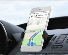 Best iPhone and Smartphone Car Mounts: Kenu Airframe+ Car Mount ($29)