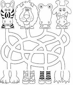 EU APRENDO.COM: VISO-MOTORAS 2 Preschool Writing, Preschool Learning Activities, Free Preschool, Toddler Activities, Preschool Activities, Kids Learning, Printable Preschool Worksheets, Kindergarten Math Worksheets, Worksheets For Kids