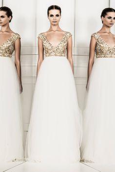 Zuhair Murad | Spring 2014 Ready-to-Wear Collection | Style.com  #zuhairmurad#fashion #glamour#hautecouture