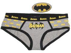 NEW DC COMICS BATGIRL BATMAN BOYSHORT