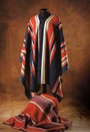Poncho Ranquel Siglo XIX