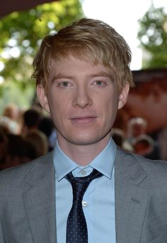 """Aug 08   """"About Time"""" World Premiere - HQ-084 - Domhnall Gleeson Network     http://domhnall-gleeson.net"""