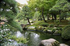Yushi-en Garden, Matsue 由志園、松江