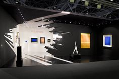 Galerie Gmurzynska presents 'Zaha Hadid and Suprematism' at Art Basel Miami Beach 2010