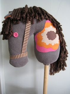 hobby horse take 1for willow