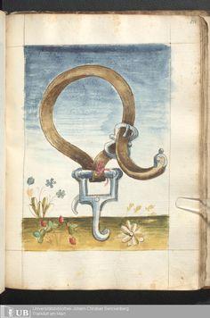 303 [151r] - Ms. germ. qu. 15 - Bellifortis - Page - Mittelalterliche Handschriften - Digitale Sammlungen
