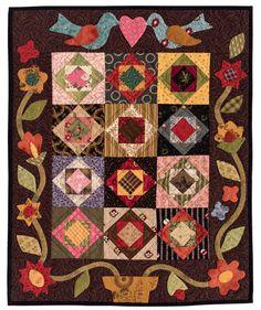 Do you hand quilt