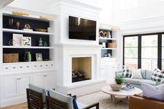 Living room design    Studio McGee