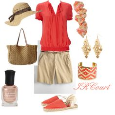 spring / summer, created by ircourt on Polyvore