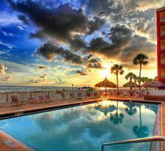 Ram Sea Iniums Is The Perfect Vacation Location In Redington Beach Florida On Gulf Coast