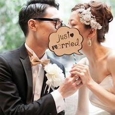 「ふたりらしさ」を十二分に発揮したパーティ|オシャレ花嫁SNAP|マイナビウエディング プレミアムクラブ