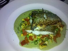 #Codfish from Atlantic Grill