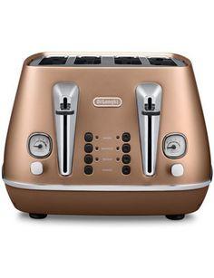 Distinta 4 Slice Toaster in Copper CTI4003CP