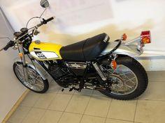 FINN – Yamaha DT400