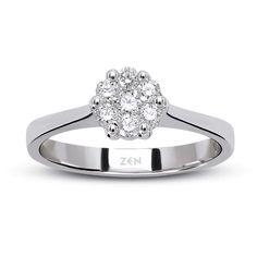 Reina Pırlanta Yüzük Martini, Engagement Rings, Gold, Jewelry, Fashion, Jewellery Making, Wedding Rings, Jewlery, Jewelery