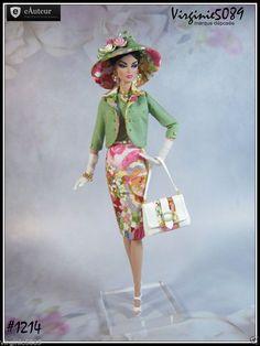 Tenue Outfit Accessoires Pour Barbie Silkstone Vintage Integrity Toys 1214 | eBay