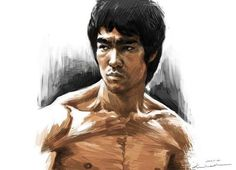 A Tribute to the Dragon – 35 Awesome Examples of Bruce Lee Artwork Bruce Lee Art, Bruce Lee Martial Arts, Bruce Lee Quotes, Eminem, Bob Marley, Bruce Lee Workout, Bruce Lee Pictures, Martial Arts Movies, Martial Artists