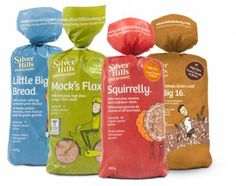 Free sample of Silver Hills Sprouted Grain Bread for mom  ambassadors  #free #freebie #freestuff