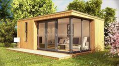 3m x 4m Corner Garden Room