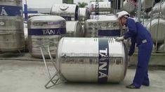 Từ 1/4 đến 30/4 hỗ trợ kiểm tra an toàn của bồn nước inox Tân Á