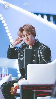 #EXO #Baekhuyn