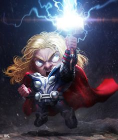 Mini THoR on Behance