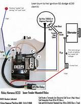 350 Chevy Hei Ignition Coil Wiring Diagram Chevy 350