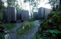 Tourist Project, Gudbrandsjuvet - Norway, Jensen & Skodvin Arkitektkontor Gudbrandsjuvet_River_Sauna_1.jpg (1000×656) http://www.architravel.com/architravel/city/gudbrandsjuvet/